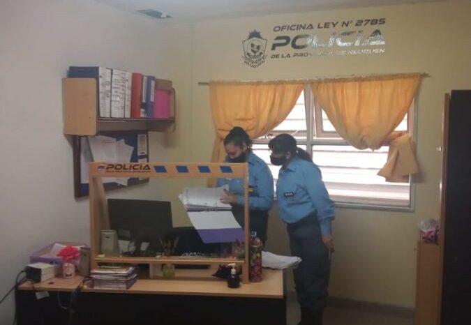 Cría. 3°: Cuenta con una oficina de Violencia, enmarcadas en la Ley Provincial 2785