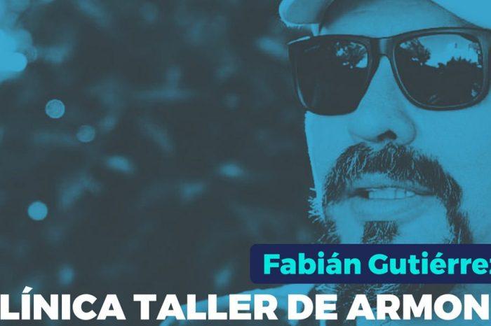 Clínica taller de armonía con Fabián Gutiérrez