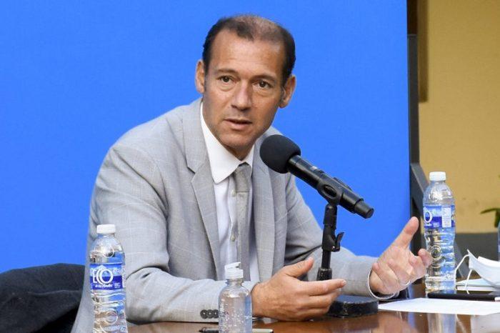 Gutiérrez anunció la llegada de 22.400 Sinopharm y habrá vacunación libre en Neuquén