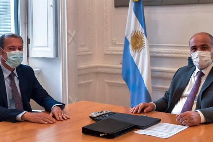Intensa actividad de Gutiérrez con reuniones en Buenos Aires