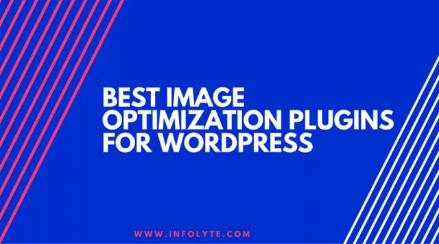 best image optimization plugin for wordpress