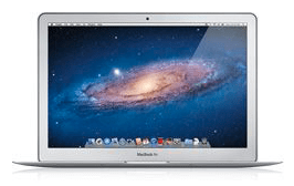 MacBook Air (13 pouces Mi 2011)