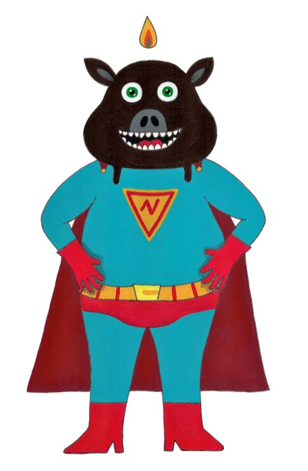 Supernegre