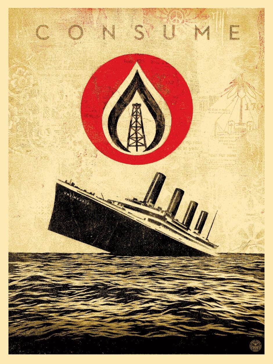 Shepard-Fairey-Unsinkable-Consumption-Print-2015