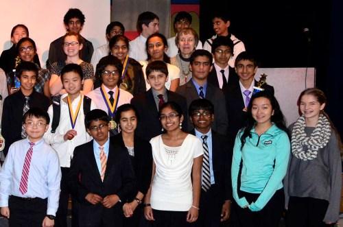 RJ Grey Speech Tournament 2015