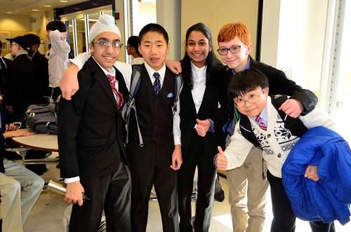Speech Tournament at Oak (2016-01-24)