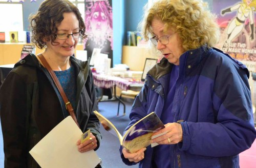 Worcester Public Library's Local Author Fair and Bookfest 2016