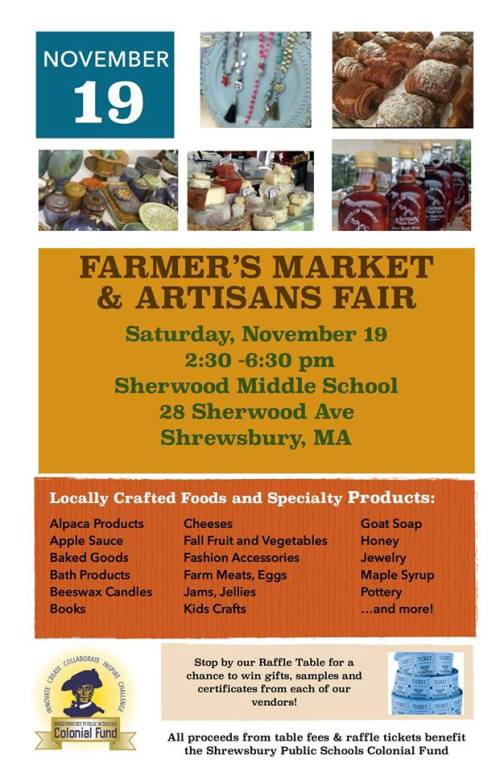 2nd Annual Farmer's Market & Artisans Fair
