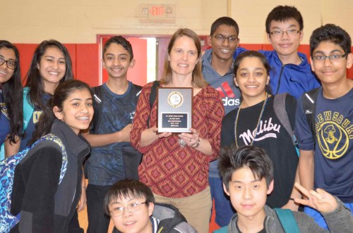 St. John's Spring Math Invitational Competition