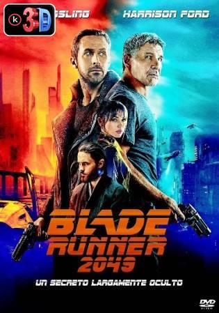 Resultado de imagen para Blade Runner 2049 3D SBS (2017)