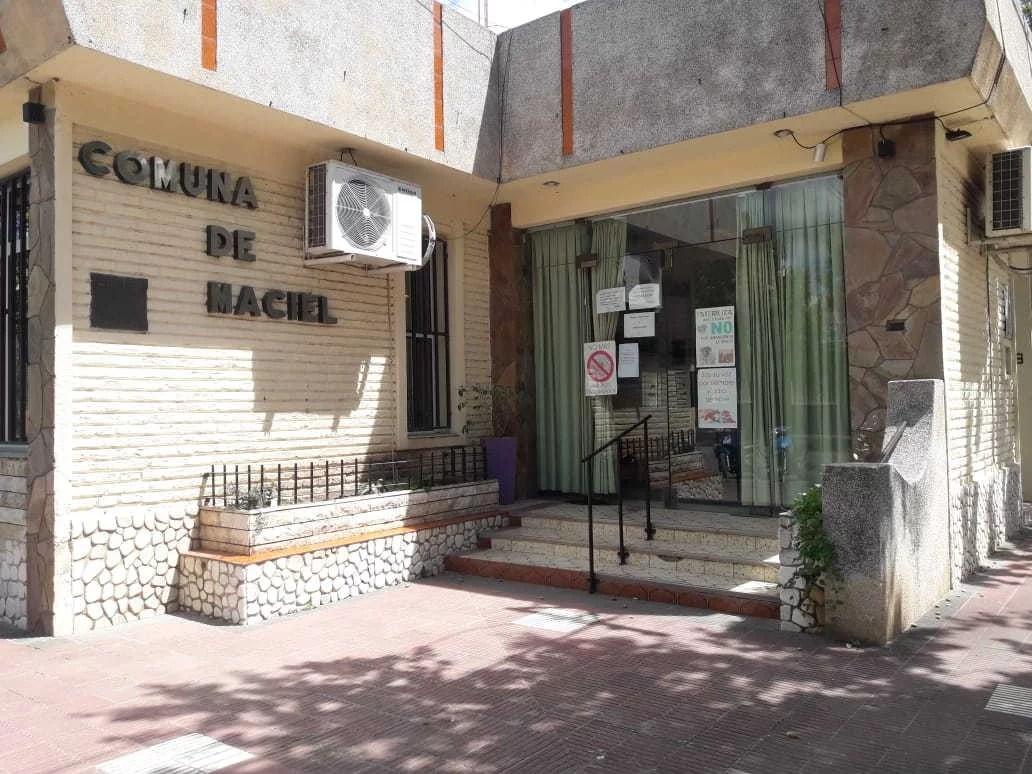 Maciel: la secretaria comunal declaró en Fiscalía sobre la nota de renuncia del tesorero