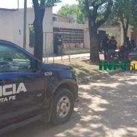 Allanamiento en San Genaro con una pareja detenida y secuestro de drogas
