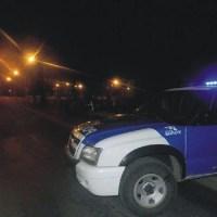 Escapó de la policía tras violar la cuarentena en San Genaro: fue perseguido y detenido