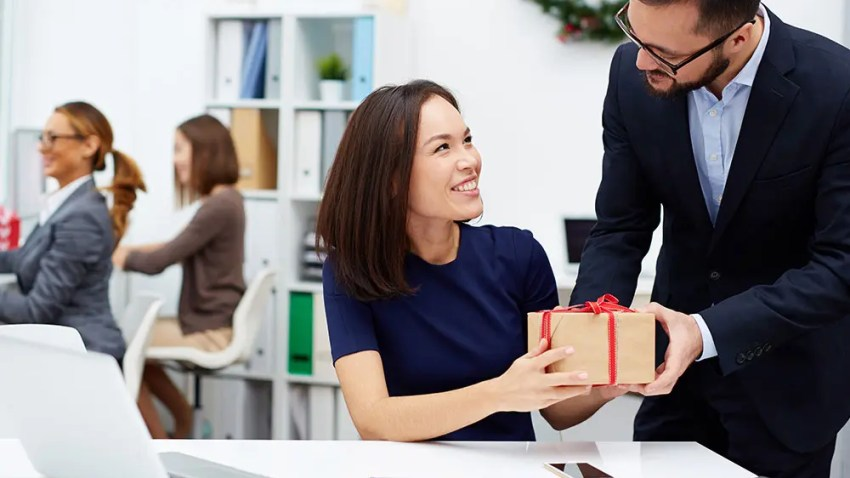 Win Office Secret Santa with Birmingham Gifts