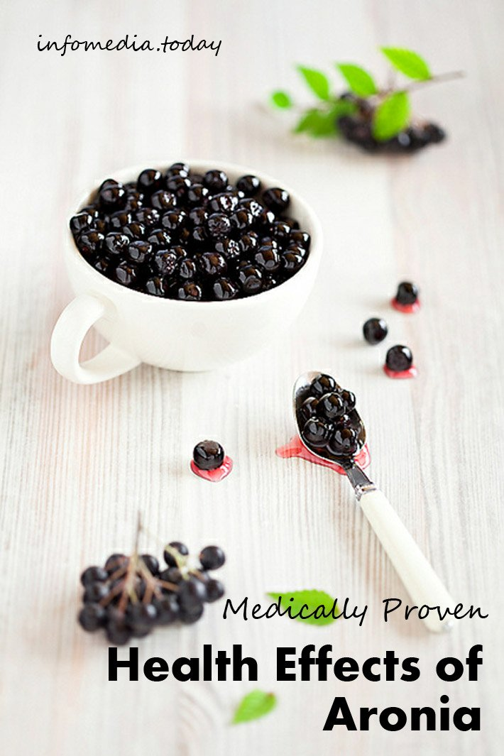 Medically Proven Health Effects of Aronia