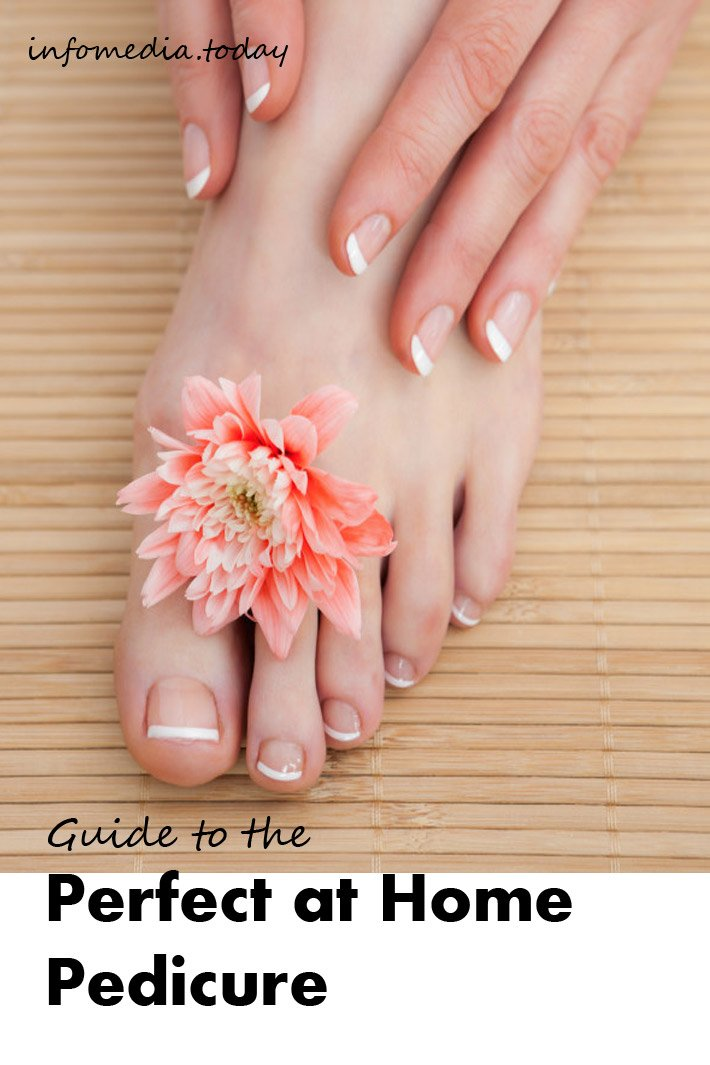 Guide to the Perfect at Home Pedicure