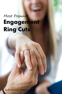 Most Popular Engagement Ring Cuts