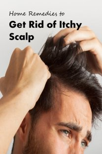 Home Remedies To Get Rid Of Itchy Scalp