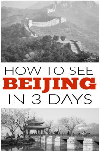 How To See Beijing in 3 Days