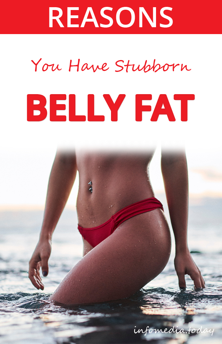 Reasons You Have Stubborn Lower Belly Fat?