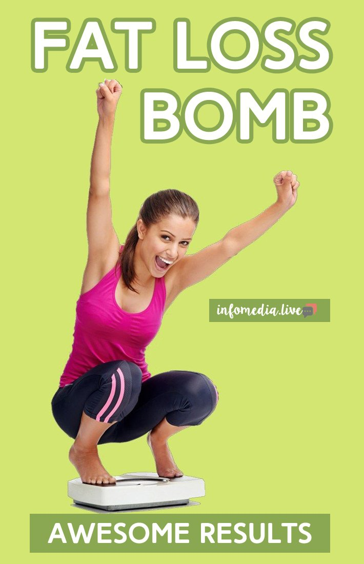 Lose Weight Overnight with Fat Loss Bomb
