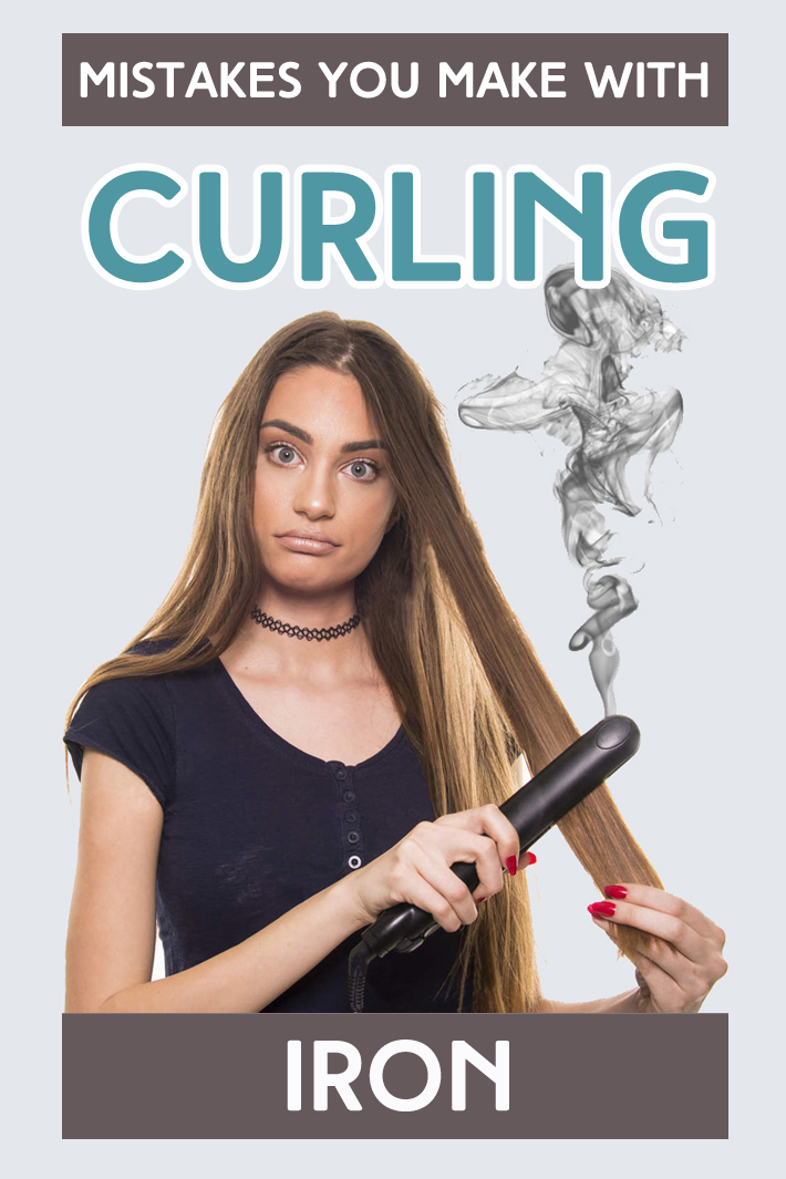 Mistakes You are Making With Your Curling Iron