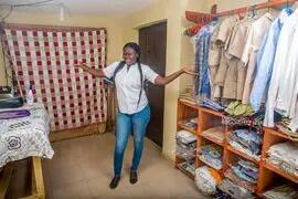 Crytalz Dry Cleaning Services Odedina Ifeoluwa