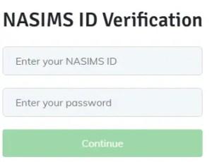 NASIMS ID To Write N-Power Test