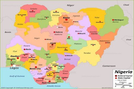 history of state creations in nigeria from 1967 till date