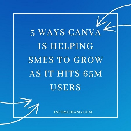 5 Ways Canva Is Helping SMEs To Grow As It Hits 65M Users