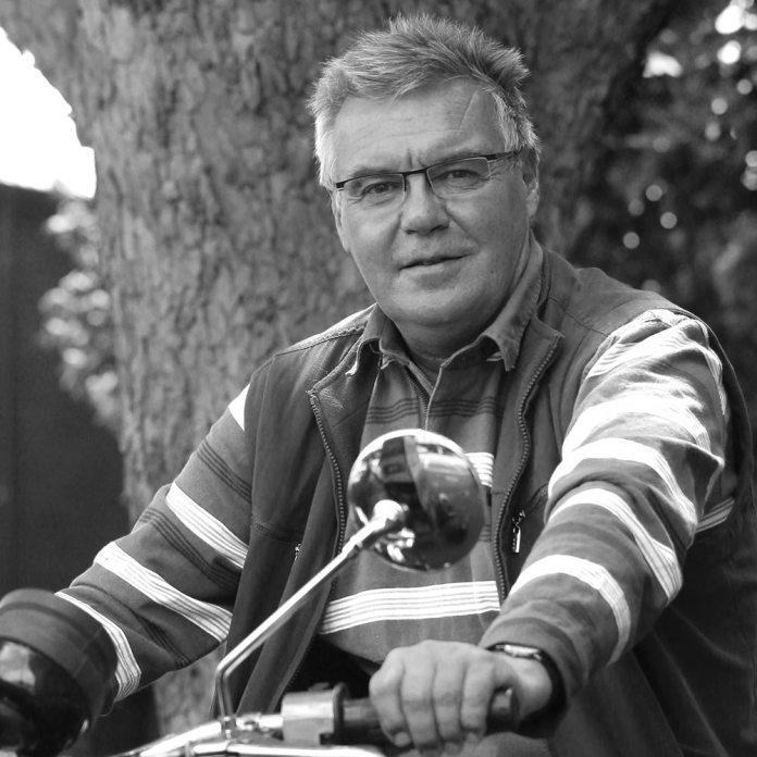 Ian Falloon Ducati