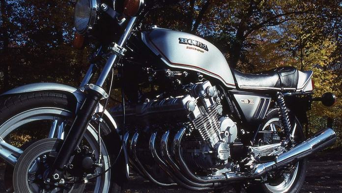 four cylinder motorcycle