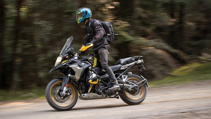 BMW R 1250 GS 2021 40 Years Edition review