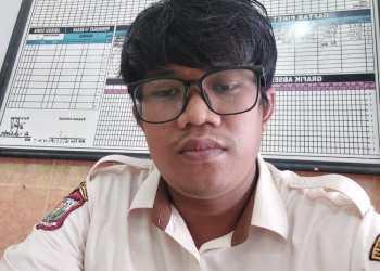 Eza Budiono. S. Pd guru SD di Tanjung Balai
