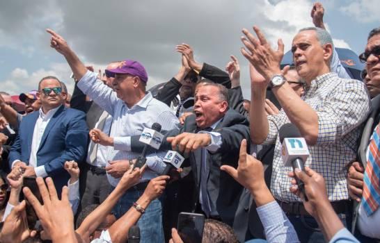 Presentan pruebas del fraude que alega Leonel Fernández sufrió en las primarias