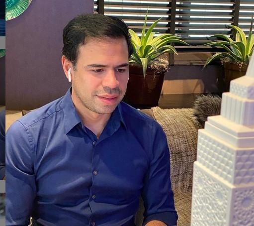 Robertico Salcedo A través de un live se une a Luis Abinader