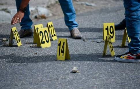Donde mataron a La Soga se recolectaron más de 20 casquillos