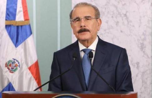 Presidente Medina levanta oficialmente el estado de emergencia
