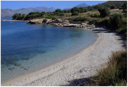 agrilia2 παραλίες στο Νομό Αιτωλοακαρνανίας