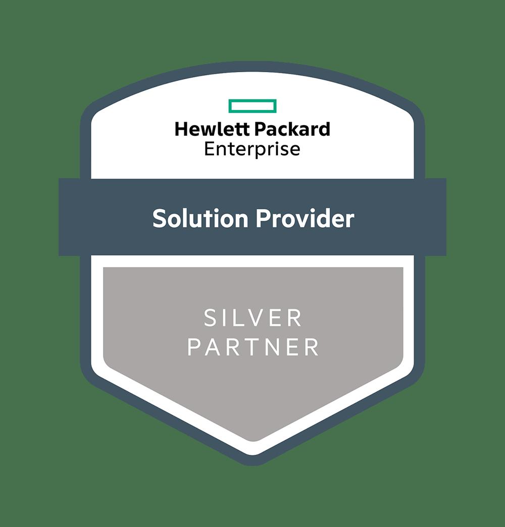 HPE Silver Partner – Solutions serveurs, systèmes et réseau