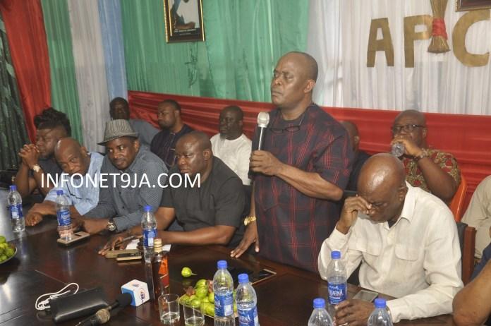 Delegate Must Emerge Through A Transparent Process-APC Abia Chair