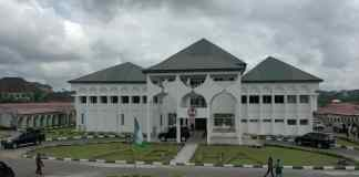 Abia State House Of Assembly Tuesday Plenary