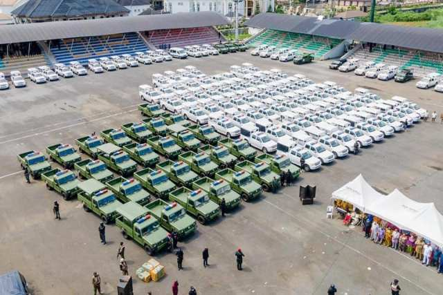 Imo security vehicles