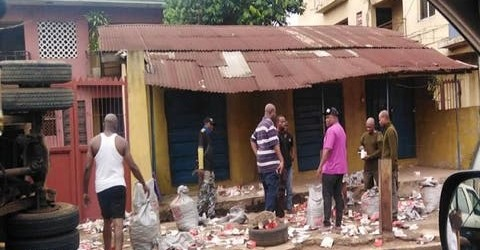 Live Bullets in Onitsha