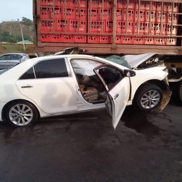Pharaoh Okadigbo Dies In Accident (1)