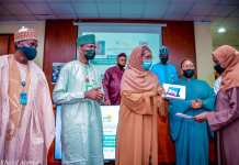 FG Flags Off Distribution Of Tablets, Engagement Letters To 128 Independent Monitors