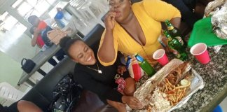 See How Angela Nwosu's Lagos Fans Lavishly Celebrate The Birth Of Daughter (Aria)