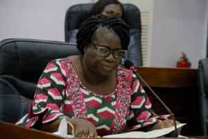 Abia First Lady Lobbies House Of Assembly Lawmakers