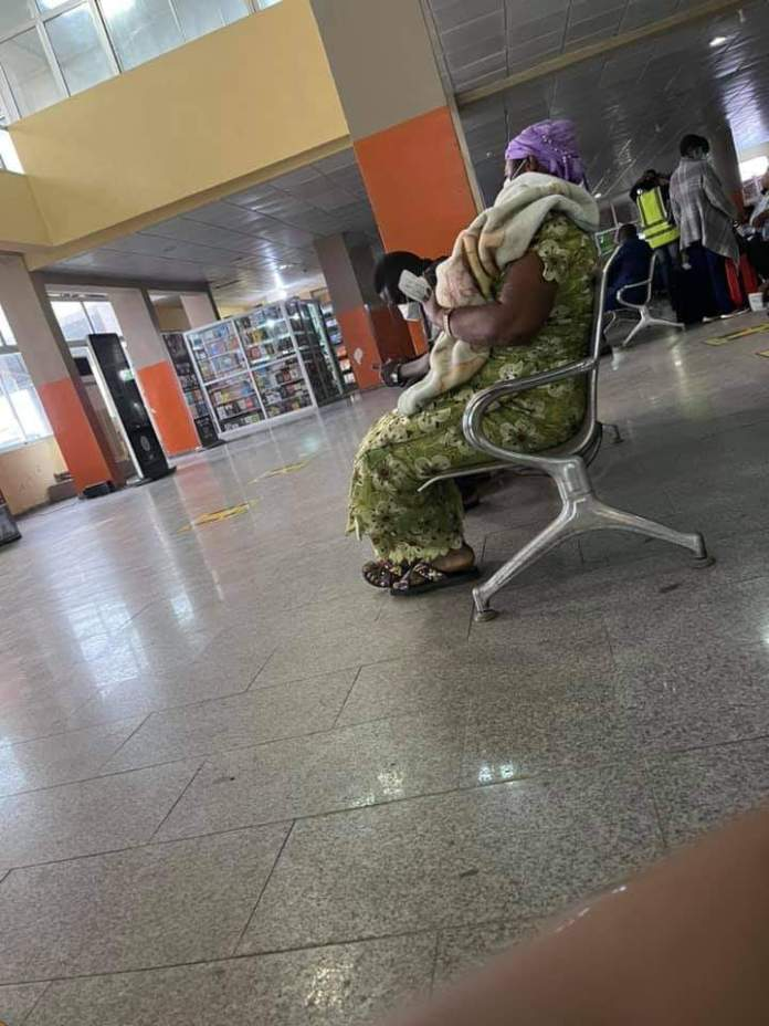 Abuja Bound Female Passenger Arrested In Imo Airport For Reportedly Stealing One-Week-Old Baby