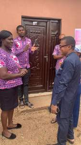 Abia Governor's Wife Hands Over Keys Of Church Building, Three Bedroom Bungalow